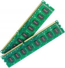 Intenso DDR4 2x4GB, 2400MHz, CL17 (5642152) kaina ir informacija   Intenso DDR4 2x4GB, 2400MHz, CL17 (5642152)   pigu.lt