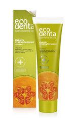 Dantų pasta stiprinanti emalį Ecodenta Cosmos Organic 100 ml kaina ir informacija | Dantų šepetėliai, pastos | pigu.lt