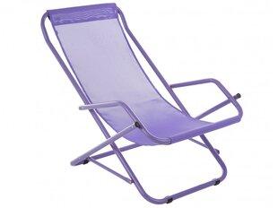 Supamas gultas Patio Riposo, violetinis kaina ir informacija | Gultai | pigu.lt