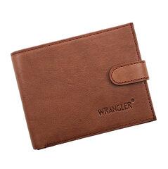 Vyriška natūralios odos piniginė Wrangler VPN1537 цена и информация | Мужские кошельки | pigu.lt