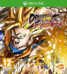 Žaidimas Dragon Ball Fighter Z, Xbox One