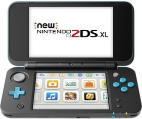Nintendo New 2DS XL (2209266) Mėlynas