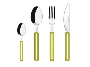 Stalo įrankių rinkinys ViceVersa, žalias, 24 dalių kaina ir informacija | Stalo įrankiai | pigu.lt