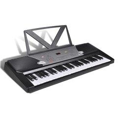 54-ių klavišų sintezatorius su stovu natoms