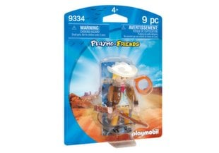 9334 PLAYMOBIL® Playmo-Friends, Kaubojus