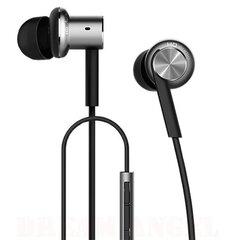 Įstatomos ausinės XiaoMi Hybrid Dual, juoda-pilka