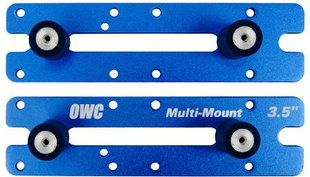 "OWC Multi-Mount 2.5"" to 3.5"" / 3.5"" to 5.25"" Hard Drive Adapter Bracket Set (OWCMM35A52CMB)"