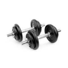 Svarmenų rinkinys Spokey Egis Standart, 20 kg