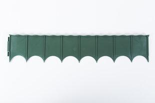Plastikinis atitvaras 60cm, žalias (10 vnt.)
