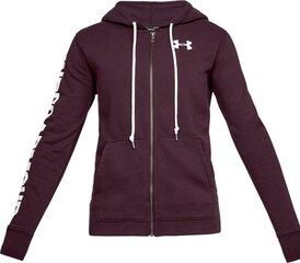 Bluzonas moterims Under Armour Favourite FZ Hoodie 1302361-916 kaina ir informacija | Džemperiai moterims | pigu.lt