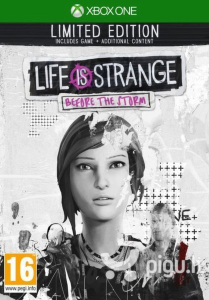 Cenega Life is Strange: Before the Storm Limited Edition X:One