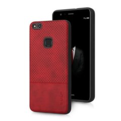 Qult Luxury Drop Back Case Silicone Case for Apple iPhone X Red kaina ir informacija | Qult Luxury Drop Back Case Silicone Case for Apple iPhone X Red | pigu.lt