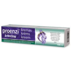 Proenzi Arthrostop kremas 100 ml