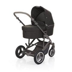 ABC Design universalus vežimėlis Catania 4 Air, woven black