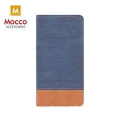 Mocco Smart Retro Book Case For Nokia 3 Blue - Brown kaina ir informacija | Telefono dėklai | pigu.lt