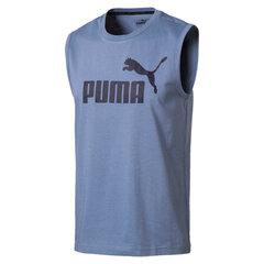 Vyriški marškinėliai Puma ESS No.1 SL kaina ir informacija | Vyriški mаrškinėliai | pigu.lt