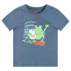 Cool Club trumparankoviai marškinėliai berniukams, CCB1612158