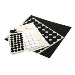 Защитные подкладки для мебели, 125 шт. цена и информация | Мебельные аксессуары | pigu.lt