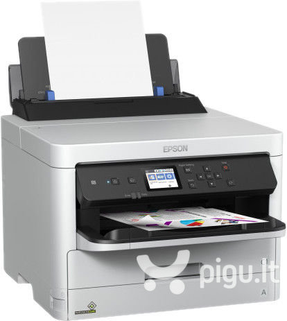 Epson WorkForce Pro WF-C5210DW / spalvotas internetu