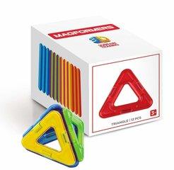 "Magnetinis konstruktorius ""Trikampiai"" Magformers, 12 d."