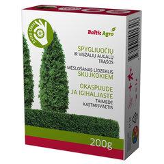 Удобрение для хвойных пород 200г Baltic agro