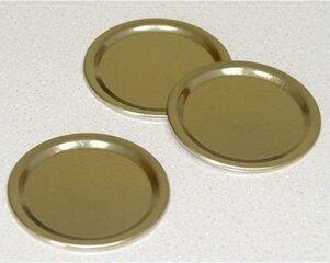 Металлические крышки для консервирования, 25 шт