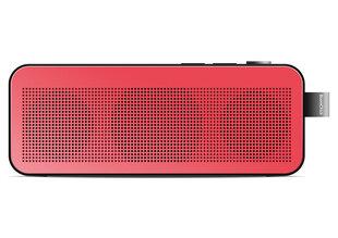 """Bluetooth"""" Garsiakalbis Sponge BoomChick, Raudona"""