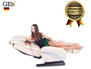 Profesionalus masažinis fotelis GESS Comfort, kreminis