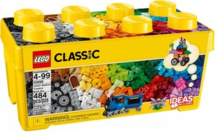 10696 LEGO® CLASSIC Creative Brick Box
