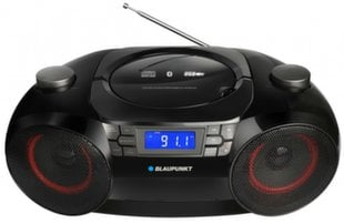 Blaupunkt BB30BT grotuvas BT/FM/CD/MP3/USB, rudas