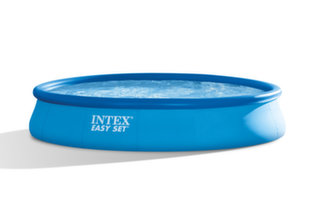 Baseinas Intex Easy Set 457 x 84 cm su filtru