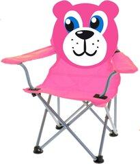 Sulankstoma vaikiška kėdė, rožinė