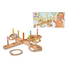 Žiedų žaidimas Simba Eichhorn 100004505 kaina ir informacija | Vandens, smėlio ir paplūdimio žaislai | pigu.lt
