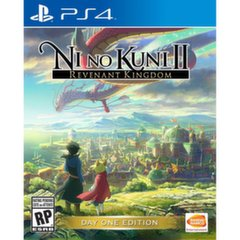 Ni No Kuni II: Revenant Kingdom, PS4