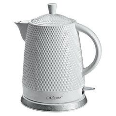 Keramikinis virdulys Maestro MR069 kaina ir informacija | Virduliai | pigu.lt