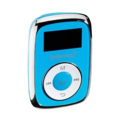 Intenso Music Mover, 8GB, Синий