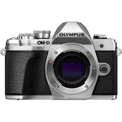 Olympus OM-D E-M10 Mark III Body (Silver) kaina ir informacija | Skaitmeniniai fotoaparatai | pigu.lt