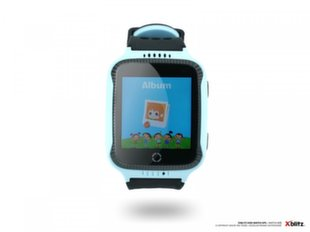 Смарт часы Xblitz Kids WATCH ME, синие