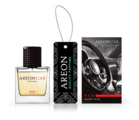 Oro gaiviklis AREON CAR PERFUME 50ml - Red