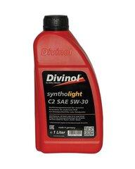 Variklinė alyva Divinol Syntholight C2 5W30, 1L