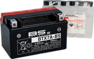 Akumuliatorius BS-Battery BTX7A-BS 12V 6.3Ah
