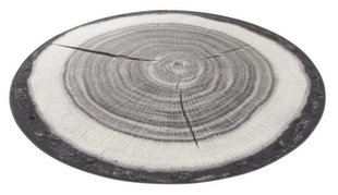 Hanse Home kilimas Tree Trunk Grey, 200x200 cm