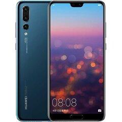 Huawei P20 Pro, 128 GB, Dual SIM, Mėlyna