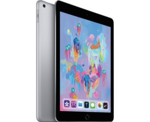 "Apple iPad 9.7"" Wi-Fi 32GB, Pilka, 6th gen, MR7F2HC/A"