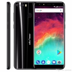UleFone MIX 2 2/16GB, Juoda
