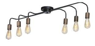 NAMAT lubinis šviestuvas LONDYN ZK-6 kaina ir informacija | Lubiniai šviestuvai | pigu.lt