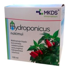 MKDS Hydroponicus nokimui, 100 ml kaina ir informacija | MKDS Hydroponicus nokimui, 100 ml | pigu.lt