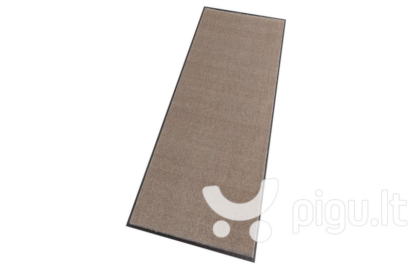 Hanse Home durų kilimėlis Soft & Clean Taupe, 100x150 cm  pigiau