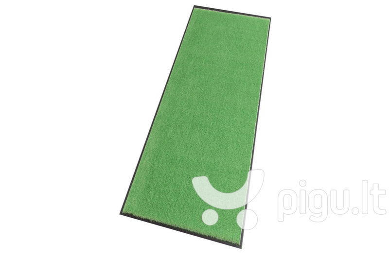 Hanse Home durų kilimėlis Soft & Clean Green, 90x200 cm  pigiau