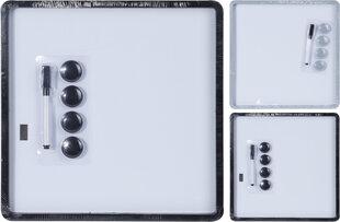 Rašymo lenta su žymekliu ir magnetukais kaina ir informacija | Lavinamieji žaislai | pigu.lt